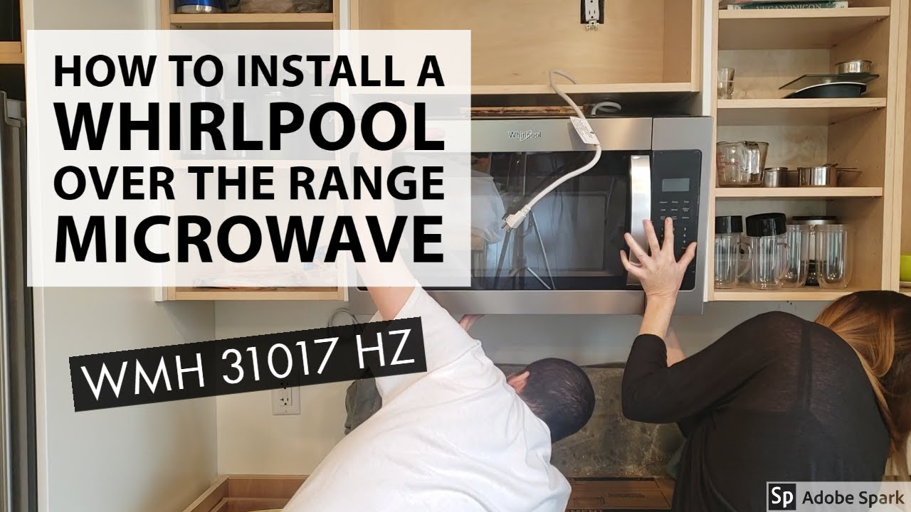 Whirlpool Wmh 31017 Hz Smudge Proof
