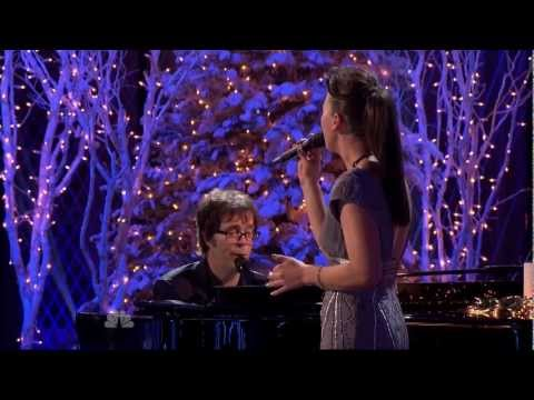 Sara Bareilles & Ben Folds - Baby It's Cold Outside - 12/05/2011