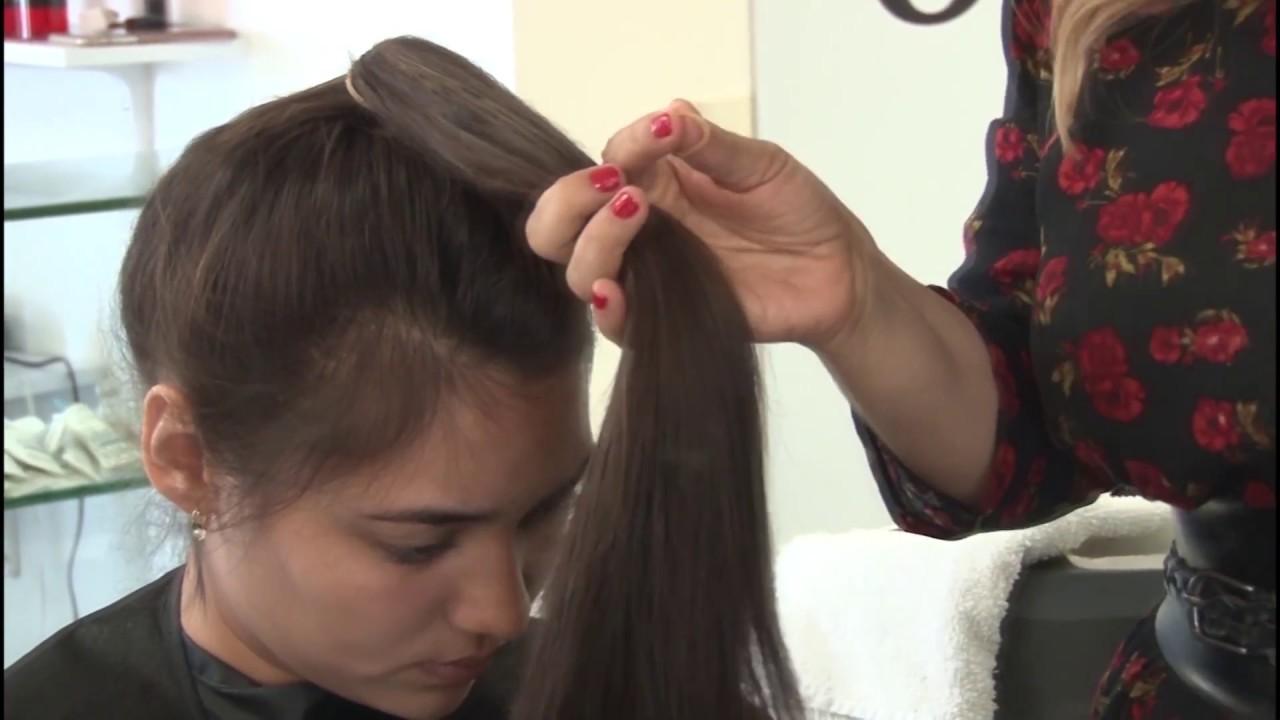 Como hacer un corte de pelo facil