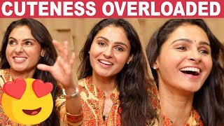 Ennai Parunga! What's Difficulty in Romancing me? – Andrea Questions | Vada Chennai