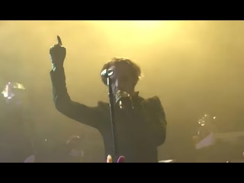 """Ghost play 2 new songs live """"Faith"""" + """"Dance Macabre"""" for 1st time off Prequelle in CA..!"""