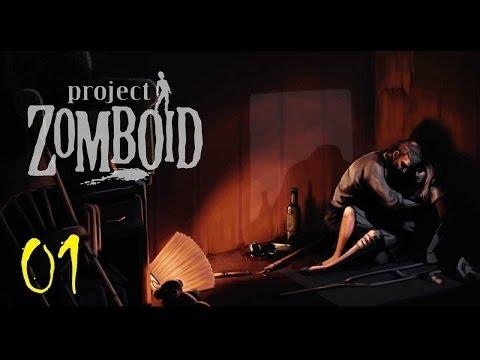 【Project Zomboid】 - Part 1 - 滅屍計畫開始!