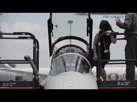 What to see and do at the Singapore Airshow