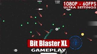 Bit Blaster XL gameplay PC HD [1080p/60fps]