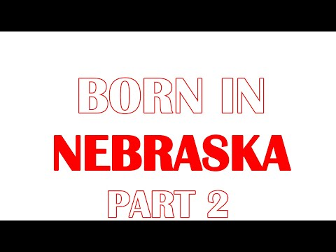 Born In Nebraska Part 2 - 10 Famous-Notable People