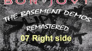 """SLIPPERY WHEN WET"" - The basement demos (HIGH QUALITY - REMASTERED)"