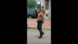 Video melayu bergaduh dengan India di Klang
