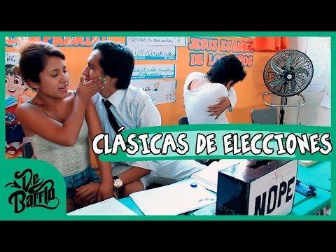 CLÁSICAS DE ELECCIONES   DeBarrio