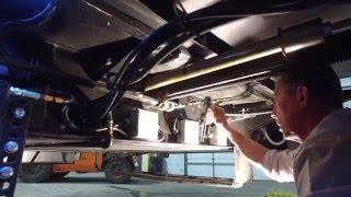 Ручне перевизначення для висувної   розкішний 5-го колеса   Аугуста РВ