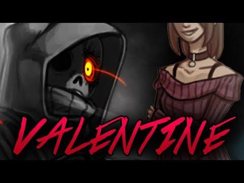 Be My Valentine (Undertale Axetale Comic Dub)