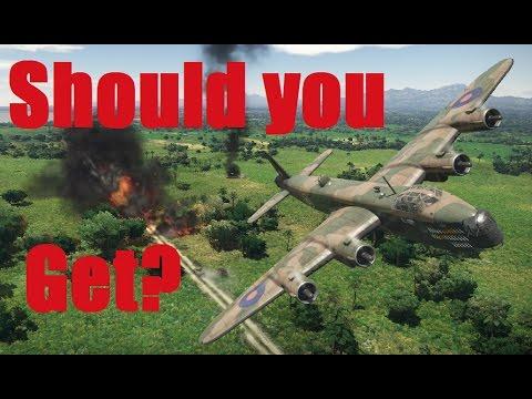 War Thunder - Should You Get The Stirling MK  I?