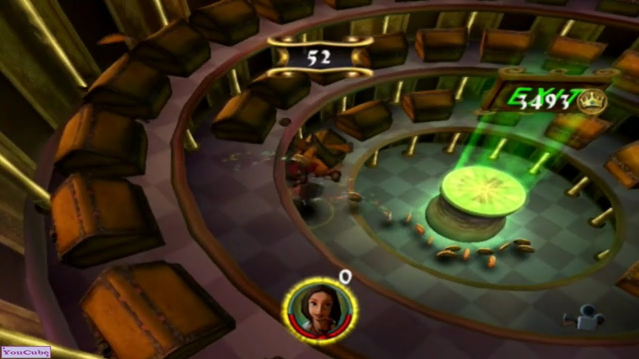 Shrek 2 Little Red Bonus Level Youtube