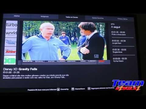 ANDROID TV BOX   GOBOX X1 4K, KODI IPTV ON DEMAND   150 CANAIS SEM ANTENAS