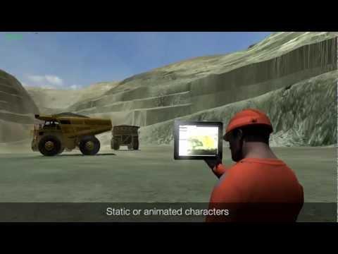 Mycosm Mining Simulation And Visualization