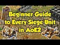 Beginner Guide to Siege Units in AoE2