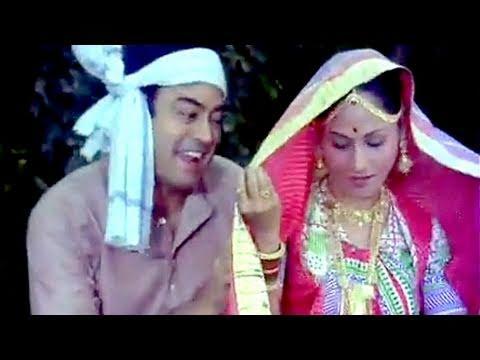 Pallu Latke - Kishore Kumar, Asha Bhosle, Nauker Song