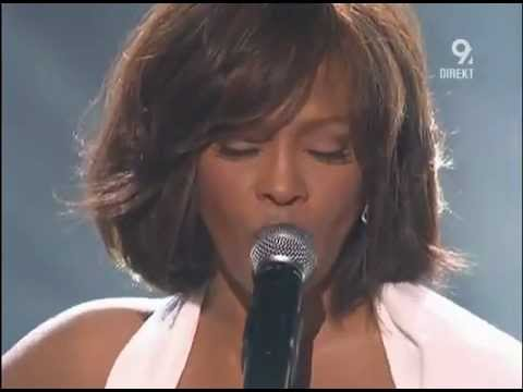 Whitney Houston I Didn't Know My Own Strength Live AMA 2009