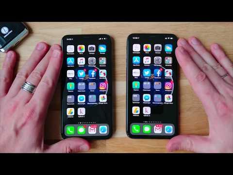 Настоящий двухсимочный IPhone! Проверяем в деле IPhone Xs Max Dual Sim ( A2104) родом из Гонконга