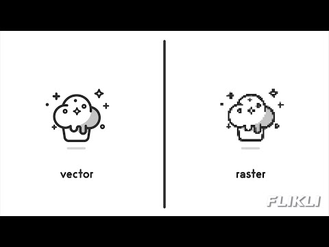 What are Vector and Raster Graphics?