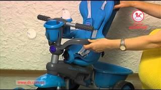 Трехколесный велосипед от смарт трайк обзор товаров интернет магазина