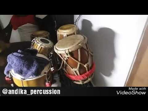 Piker Keri (Sagita Djandhut) Cover Kendang Andika Percussion