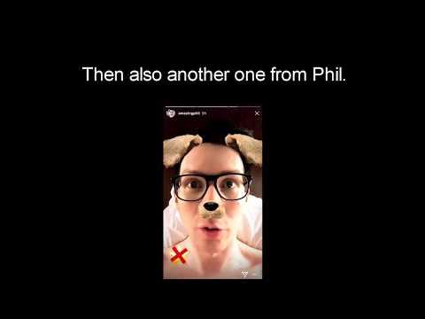 EPIC Dan and Phil Sleep Together Proof