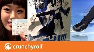 Yuri!!! On ICE World Premiere in Tokyo