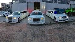 limousine Rolls Royce, limousine Bentley, Limousine for sale.
