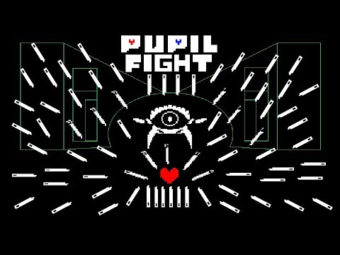 Pupil Fight - Gameplay - Create Your Frisk Mod