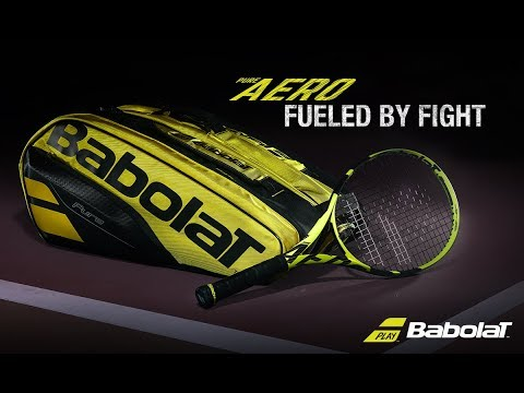 The new 2019 Babolat Pure Aero