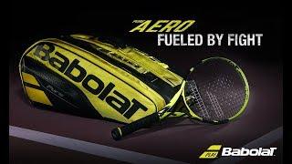 The new 2019 Babolat Pure Aero