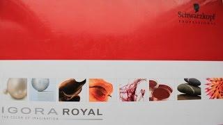 Окраска волос краской IGORA(, 2014-11-12T18:20:01.000Z)