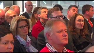 Feierliche Eröffnung des Paul Gerhardt Hauses in Regensburg