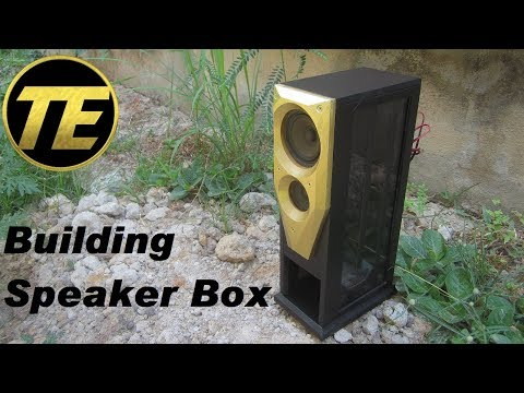 Building Speaker Box