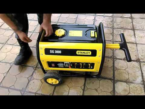 Бензинов монофазен генератор с AVR STANLEY SG3100 Basic #-Fsd1TNGrzQ