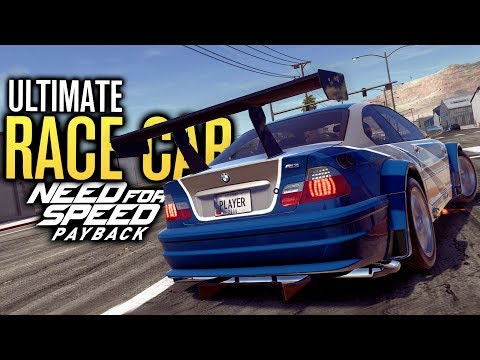 Need For Speed Carbon Bmw M3 Gtr Turbocharged Vs Police