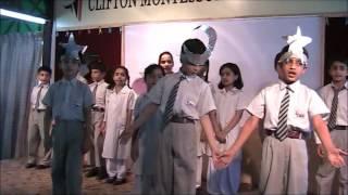 """Allah ha bus pyar hi pyar"" - CMES ELementary Students"
