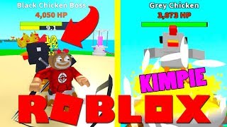 KIMPIE BOERDERIJ !!   Roblox Egg Farm Simulator !! #1
