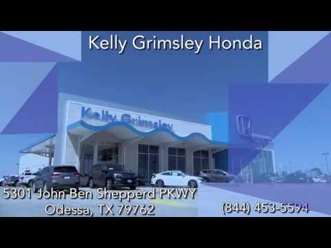 2018 Honda Pilot. Kelly Grimsley Honda