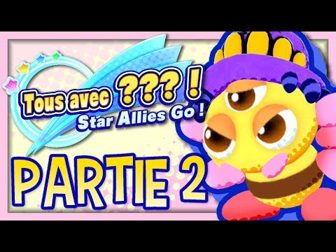 TOUJOURS AVEC COMO ! | KIRBY STAR ALLIES EPISODE 20 CO-OP NINTENDO SWITCH FR