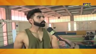 PARMISH VERMA | ROCKY MENTAL | ON LOCATION | PTC Entertainment Show | PTC Punjabi
