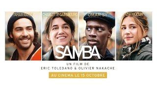 Samba - Bande-annonce