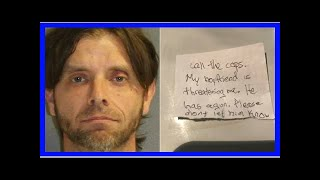 Breaking News | Florida woman rescued after slipping note to veterinarian saying boyfriend was hold