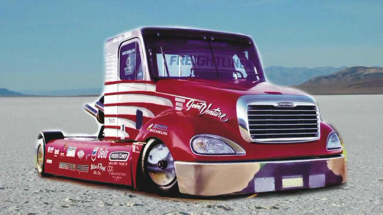 Fastest Diesel Truck >> Joint Venture Worlds Fastest Modified Diesel Truck