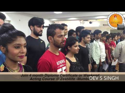 BEST ACTING SCHOOL IN INDIA LIVE