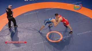 Сборная России заняла первое место на ЧЕ по вольной борьбе