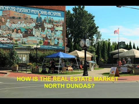 How Is The Market  North Dundas January to April 30 2018