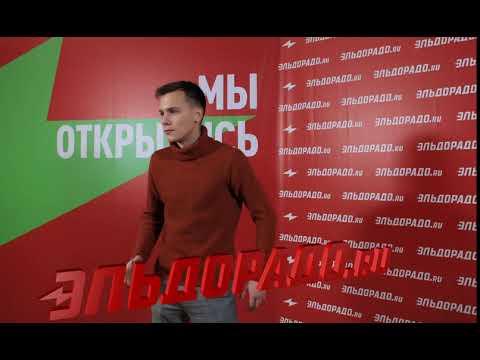 Bullet Time на открытии магазина Эльдорадо в Воронеже
