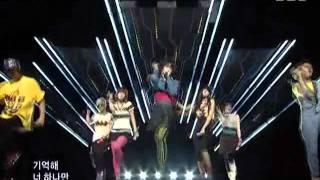 T-ara & Supernova - TTL (티아라 & 초신성 - TTL) @ SBS Inkigayo 인기가요 090927
