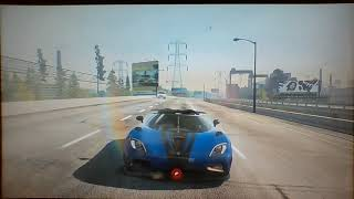 Need for Speed: Most Wanted - Online Multiplayer Speedlist 2